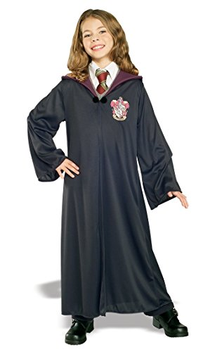 Rubbies - Disfraz de Harry Potter para niño, talla L (8-10 años) (884253L)