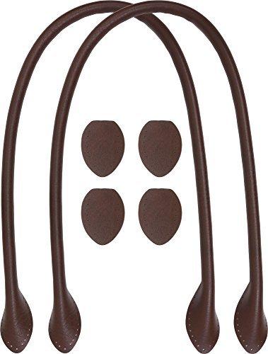 INAZUMA Tenue en Cuir 70 cm # 870 Brun foncé