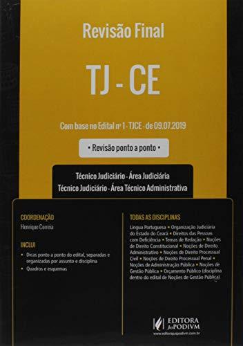 Revisão Final - Tj Ce (2019)