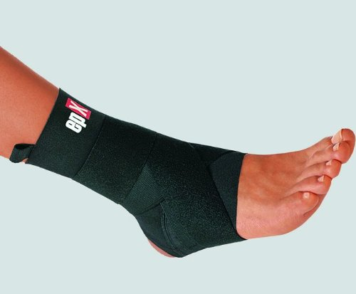 EPX Bandage Ankle Dynamic M rechts 22721, 1 St