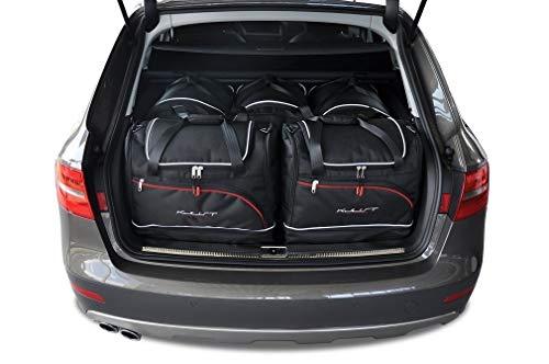 KJUST - Bolsas de Coche para Audi A4 Allroad, B8, 2008-2015