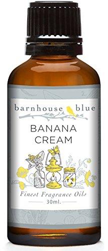 Barnhouse Blue - Banana Cream - Premium Grade Fragrance Oil … (30ml)