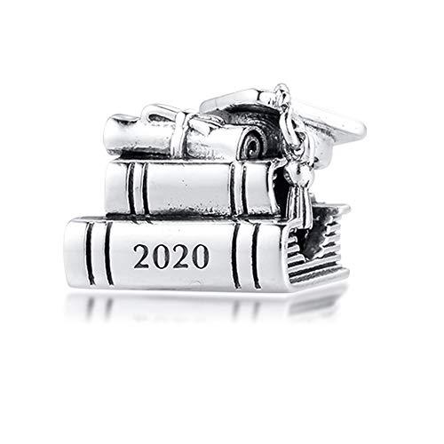 MOCCI 2020 - Cadeau de fête des mères 2020 - Argent 925 - Pour bracelets Pandora - Bijoux tendance