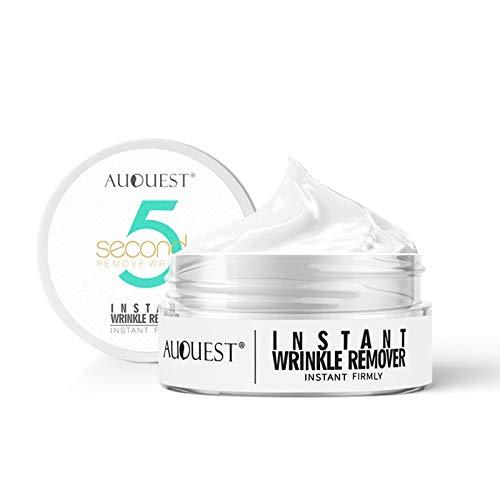 QIEZI Crema de reparación hidratante Firme para la Piel, la Mejor Crema reafirmante y reafirmante Corporal instantánea - Crema de reparación de Arrugas con daño UV para Hombres y Mujeres
