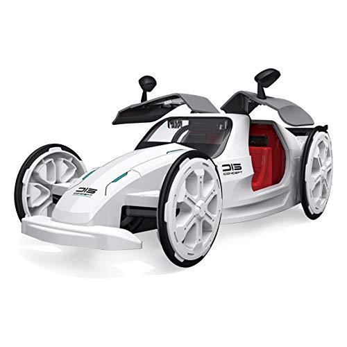 Aibecy Kits de montaje de vehículos 4WD con energía solar para bricolaje STEM Regalo educativo temprano con energía solar y batería para niños y niñas de 6 años o más