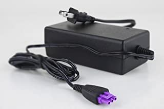 SoDo Tek TM Power Cable for HP Officejet 6500A Plus e-All-in-One Printer - E710n + Required Power Cord Connect to The Wall