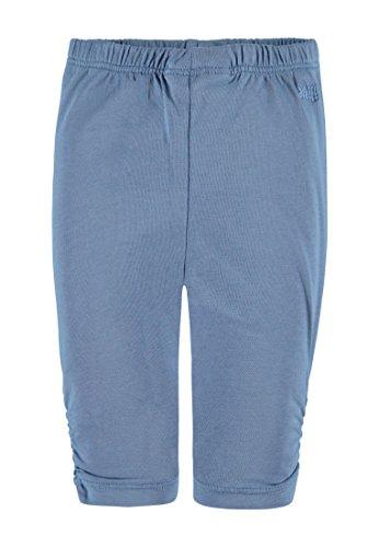 Steiff Capri Leggings Short, Blau (Allure 3110), 18 Mois Bébé Fille