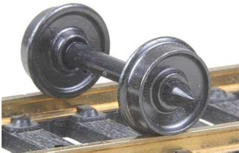 HO Metal Wheels, 28  Smooth (12) by Kadee Qualtiy Products, CO.
