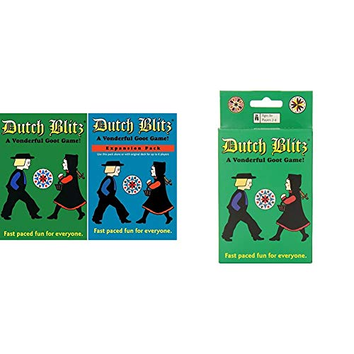 Dutch Blitz Original and Expansion Pack Set Card Game amp Dutch Blitz