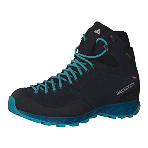 Dachstein Damen Wanderschuhe Super Ferrata MC GTX 75006 Navy Blue 40.5