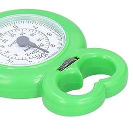 Balances à crochets suspendus, balances suspendues à ressort, colis durable pour mesurer le poids des courses bagages de…