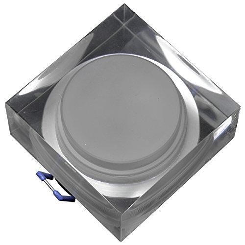 Digilamp 57/led-312/NW Downlight cuadrado LED 4000K 550LM sz90mm op82mm 6x 1W