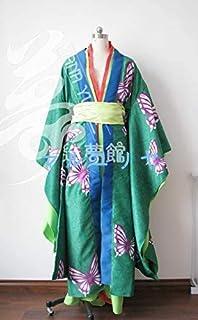 【マルユリヤ】XXXHOLiC 壱原侑子 着物 コスプレ衣装 ちょうの着物