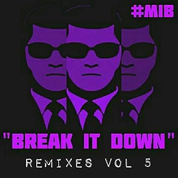 Break It Down (Remixes, Vol. 5)