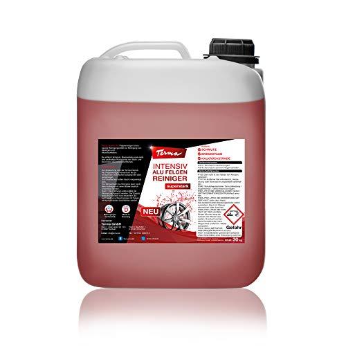 Terma Intensiv Alufelgenreiniger, Aluminium Felgenreiniger (30 Liter Kanister)