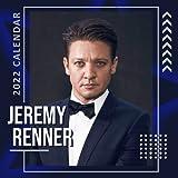 Jeremy Renner 2022 Calendar: 12 Months Calendar 2022 , 8.5x 8.5 Monthly Square Calendar