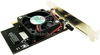 Sintech M.2(NGFF) M-Key PCIe 3.0 X 4 Card for Samsung SM951 PM951 950 960 Pro SSD