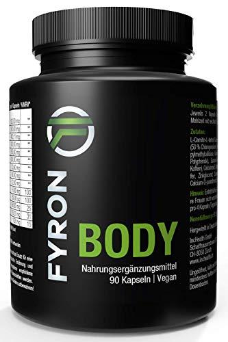 Fyron Body Kapseln für eine bessere Verdauung und mehr Energie
