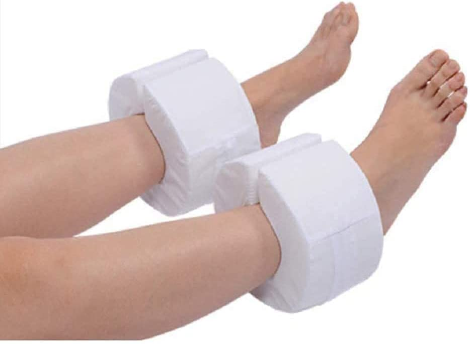 Popular overseas Amberbaby 2pcs Foot Elevator Support Rest Foam Reservation Cushio Pillow Leg