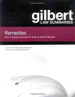 Gilbert Law Summaries on Remedies