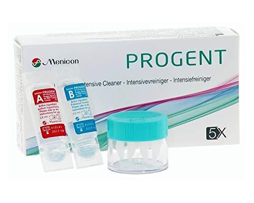 Menicon Progent SP Intensivreiniger, 5 Ampullen, Sparpaket (2 x 5 Stück)