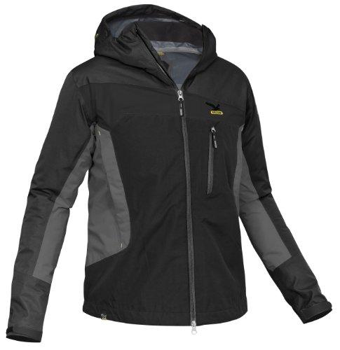 Salewa 00-0000022666 Veste Powertex pour Homme Squamish Noir/0780 56