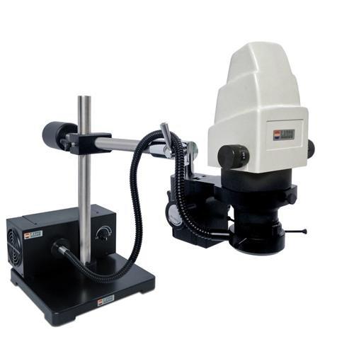 Laxco BM300-MV64 Series BM300 Stereo Microscope, 6.4' TFT Color LCD Display Head, 2.9X to 100X Magnification Range, 110V