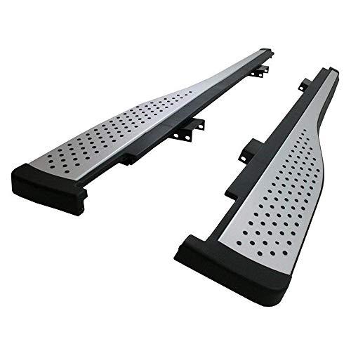 AOKAILI Silver Aluminum Side Step Nerf Bars OE Style