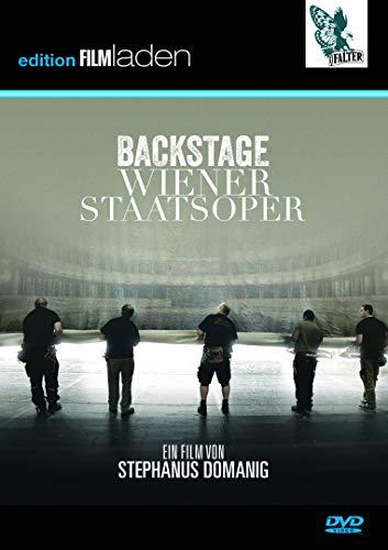 Backstage Wiener Staatsoper [HD DVD]