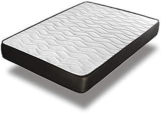 Home Heavenly® - Colchón viscoelastico Matt Reversible y Transpirable 16 cm de H (135_x_190_cm)