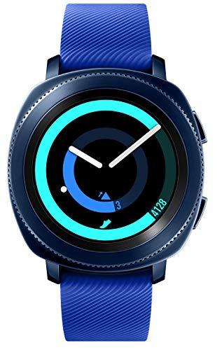 Samsung Gear Sport Smartwatch SM-R600 per iOS e Android, Impermeabile 5ATM,...