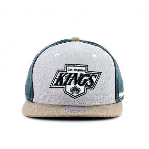 Mitchell & Ness Mitchell & Ness LA Kngs Grey snapback Cap ONE SIZE