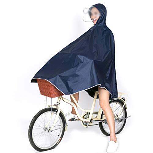 UCYG Regenponcho, waterdicht, ademend, poncho, regenjas, gemakkelijk opvouwbaar, voor fiets, camping, accessoires, outdoor