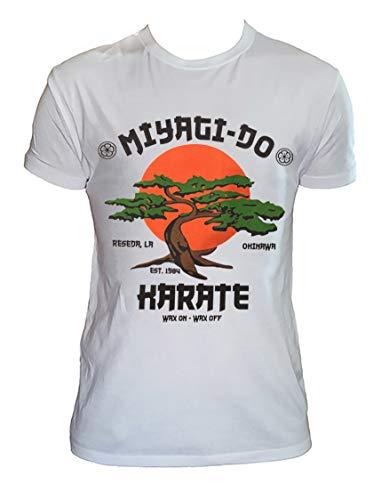 UZ Design Camiseta Miyagi Do Karate Kid Hombre Niño Fan Art Cobra...