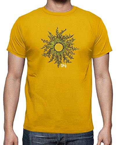 latostadora - Camiseta Eguzkilore para Hombre