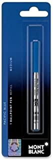 Montblanc Ballpoint Pen Refill, Medium Point, Pacific Blue Ink