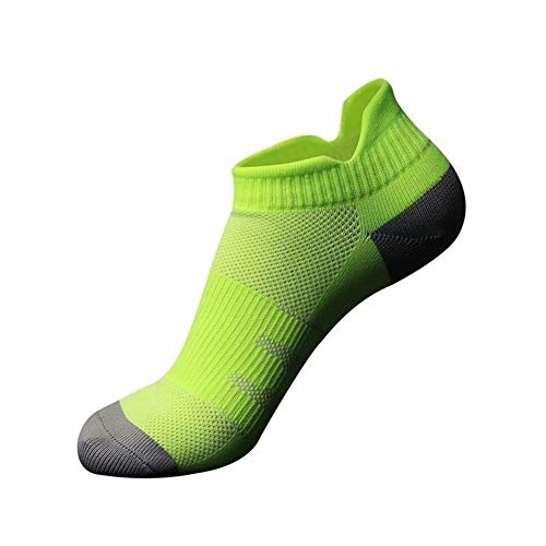 Wang-d111 Calcetines profesionales al aire libre Maratón Running Zapatos Accesorios Mujer Hombre Calcetines de secado rápido (color: rosa, tamaño: mediano)