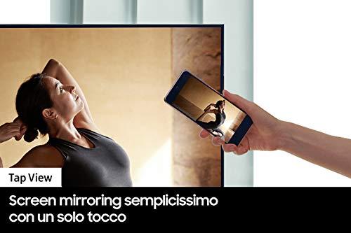 Samsung TV Neo QLED 4K 55? QE55QN85A Smart TV Wi-Fi Eclipse Silver 2021
