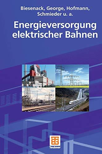 Energieversorgung elektrischer Bahnen
