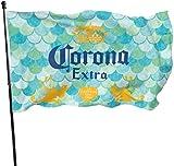 Viplili Flagge/Fahne, Corona Extra Beer Flag 3x5 FT Garden Flag Tough The Strongest, Longest Lasting Flag National Flag Outdoor Flags