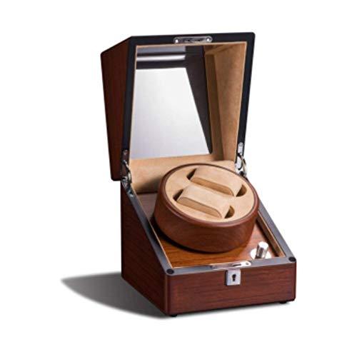 Gymqian Uhrenbox Automatische Uhr Wicker Watcher Wicker Wicker, Uhren, Wickel, Uhren, Mechanische Formen, Meter, Automatik, Erhebung, Meter, Plattenspieler, Uhr, Uhr, Box, Aufbewahr