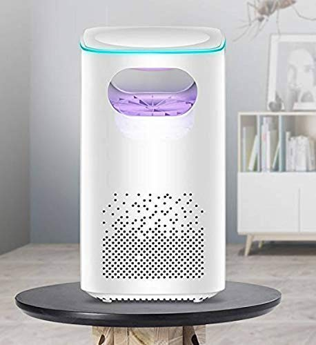 COROID Electronic Led Mosquito Killer Lamps Super Trap Mosquito Killer Machine for Home an Insect Killer Electric Machine Mosquito Killer Device Mosquito Trap Machine Eco-Friendly Baby (White)