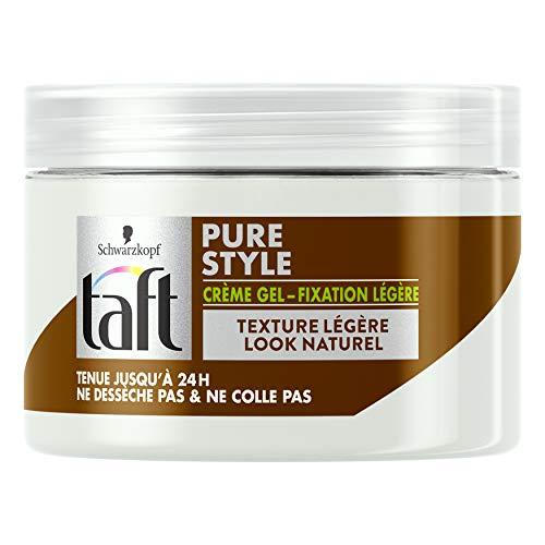 Schwarzkopf Taft - Crème Gel - Fixation Légère - Pure Style - 150 ml