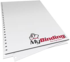 28lb 3:1 ProClick Pronto Pre-Punched Binding Paper - 250 Sheets (5.5