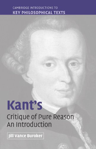 Kant's Critique of Pure Reason: An Introduction (Cambridge Introductions to Key Philosophical Texts)