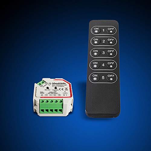 LED CONNEX contrôleur universel variateur RF 2833K5 jusqu'à 400W