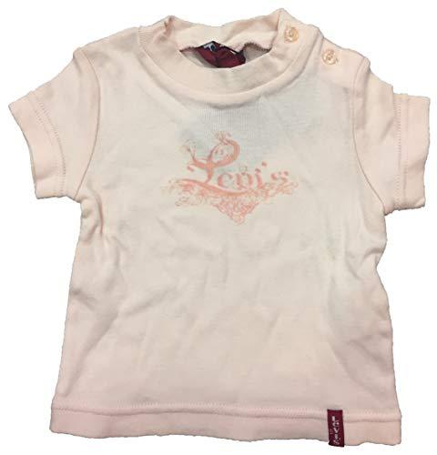 Levi´S - Camiseta Manga Corta, niña, Talla 6 Meses
