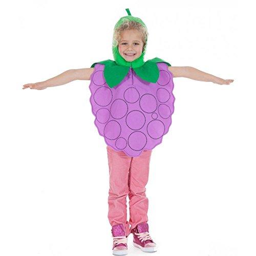 Blackberry - Kids Costume 3 - 7 years