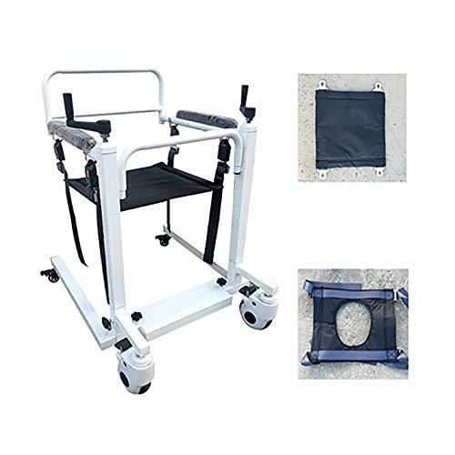 JL Sollevatore per disabili Multifunzionale, Ascensore Self-Service per Anziani paralizzati Sollevatore Domestico costretto a Letto Sollevatore per pazienti disabili, capacità di carico di 350 libbre