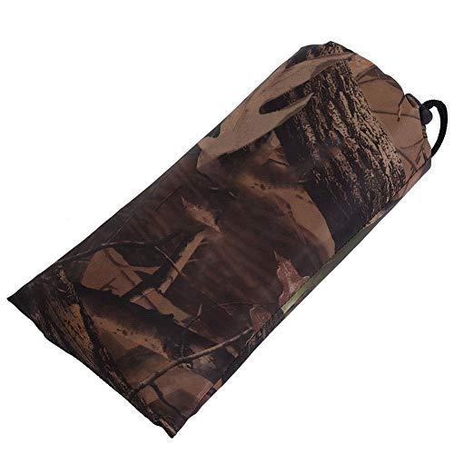 Tarente wasserdichte Armee Camo Zelt Tarp Blatt Canopy Markise Regen-Abdeckung (2 x 1,5 m)